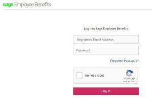 Sage Employee Benefits Login