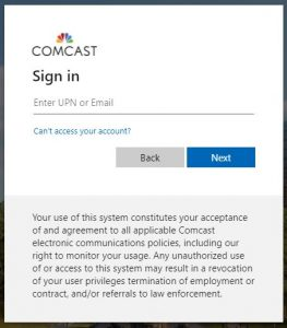 Comcast Employee Benefits Login