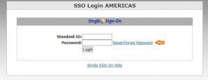JP Morgan Employee Benefits Login forgot password step 1