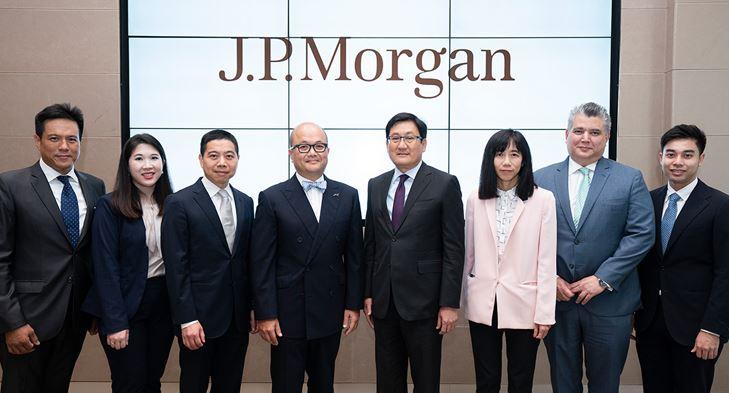 JP Morgan Employee Benefits