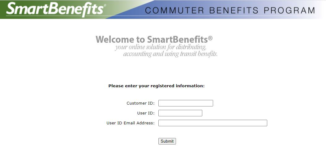 Smart Benefits Employee Login forgot password 2