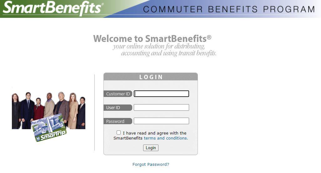 Smart Benefits Employee Login